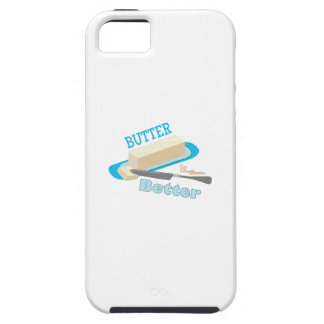 Butter Better iPhone 5 Covers