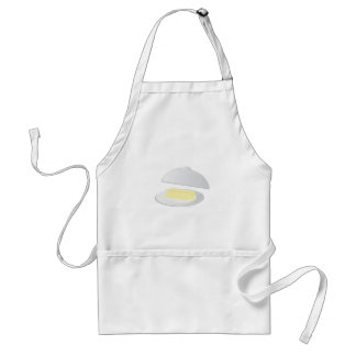 Butter Dish Aprons