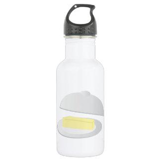 Butter Dish 532 Ml Water Bottle