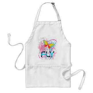 Butter Fly Multi Colour Aprons