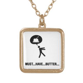 Butter Lover Pendants