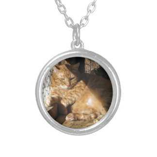 Butter Silver Plated Necklace