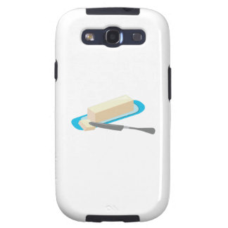 Butter Stick Samsung Galaxy S3 Cases