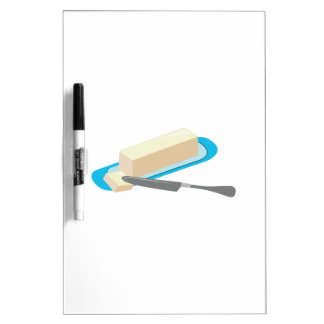 Butter Stick Dry Erase Whiteboards
