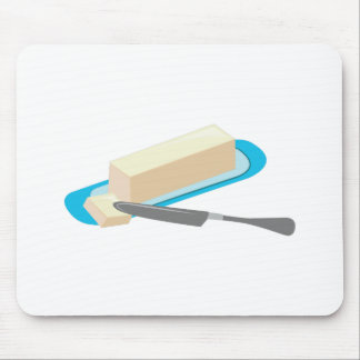 Butter Stick Mouse Pad