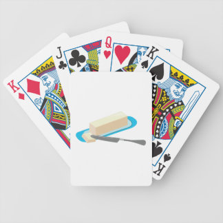 Butter Stick Playing Cards