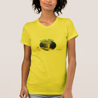 Butter Water Ladies T-Shirt