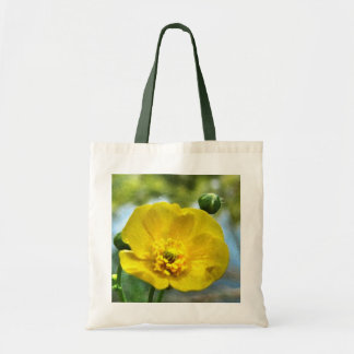 Buttercup at the Pond Budget Tote Bag