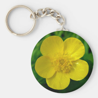 Buttercup Key Ring