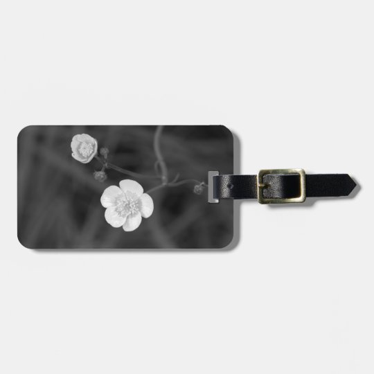 Buttercup Luggage Tag