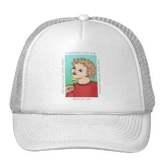 Buttercup Mesh Hat