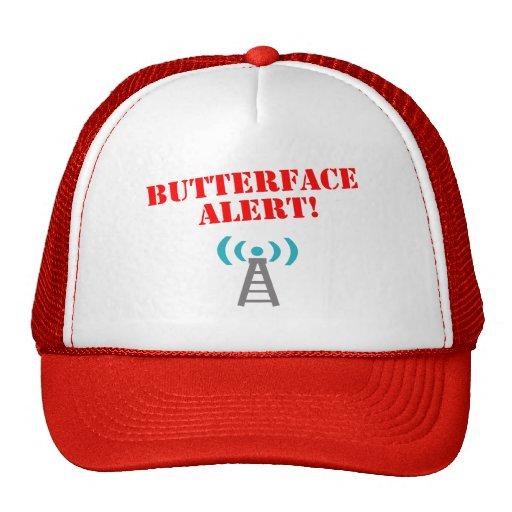 Butterface Alert Hat