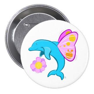 Butterfin Badge