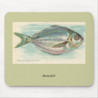 Butterfish Mouse Pad