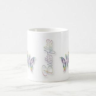 Butterflies 15oz Mug