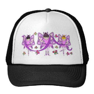 Butterflies and Ballerinas Hats