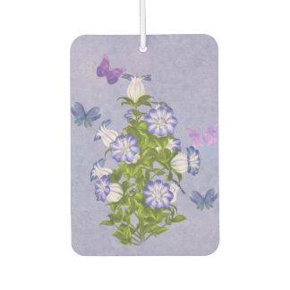 Butterflies and Bell Flowers