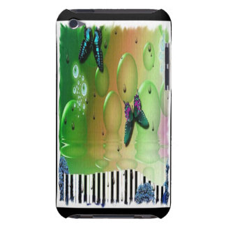 Butterflies and Bubbles iPod Touch Case