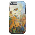Butterflies and Chamomile Case iPhone 6 Case