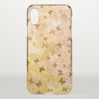 Butterflies and Daisies by Shirley Taylor iPhone X Case