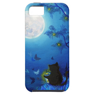 Butterflies and Fairy Lanterns iPhone 5 Case