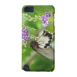 Butterflies and Flowers iTouch Case iPod Touch (5th Generation) Cover