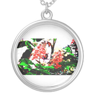 Butterflies and flowers jewelry