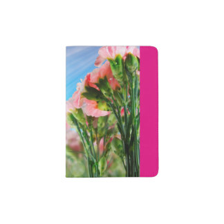 Butterflies and Flowers Passport Holder