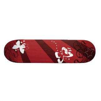 Butterflies and Stars 4 Skateboard Deck