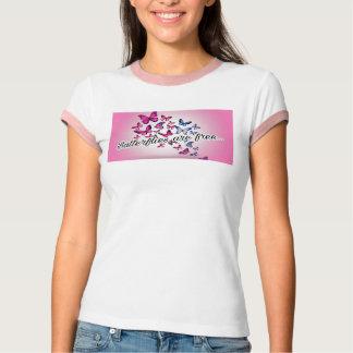 Butterflies are free... T-Shirt