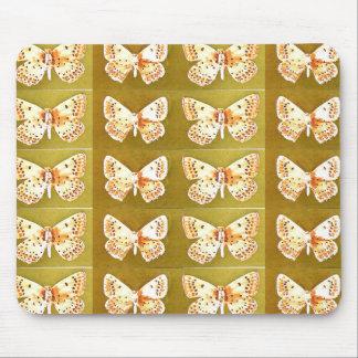 Butterflies Artwork Unique Modern Mousepad