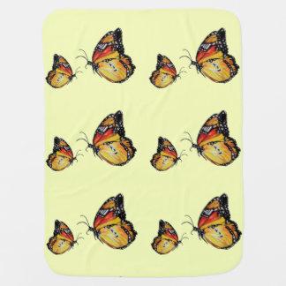 Butterflies Baby Blanket