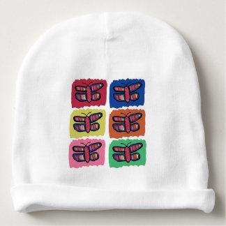 Butterflies Baby Knit Hat Baby Beanie