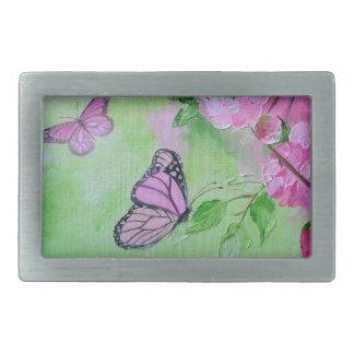 Butterflies Belt Buckle
