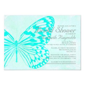 Butterflies Bridal Shower Invitations