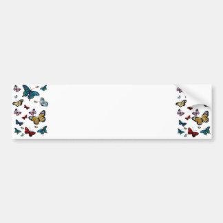 Butterflies Bumper Sticker