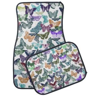 Butterflies Car Mat