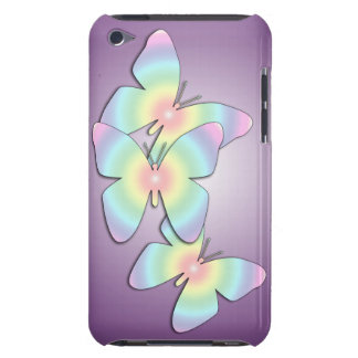 BUTTERFLIES BARELY THERE iPod COVERS