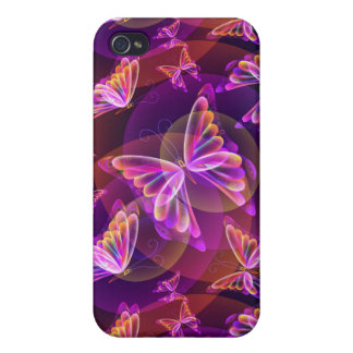 butterflies case for the iPhone 4