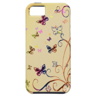 Butterflies Case For The iPhone 5