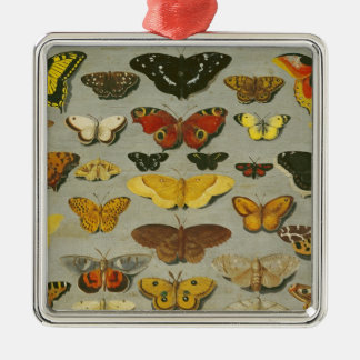 Butterflies Christmas Ornament