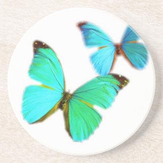butterflies! coaster