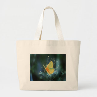butterflies colours of rainbow tote bag