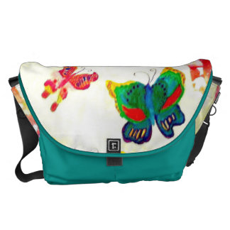 Butterflies. Commuter Bags