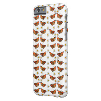 Butterflies Daisies Phone Case