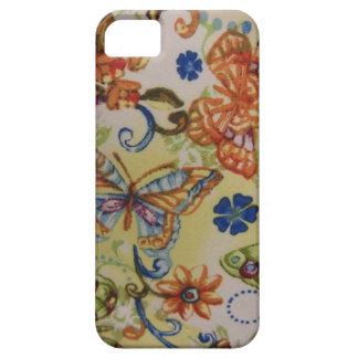 Butterflies Flowers iPhone 5 Covers