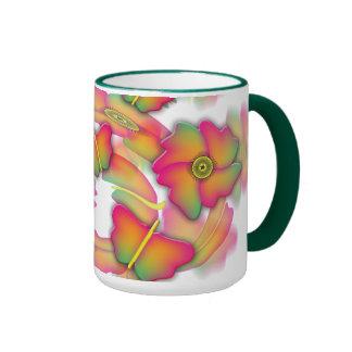 Butterflies & Flowers Mug