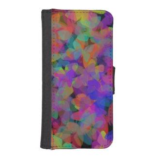 butterflies flutterby phone wallet case