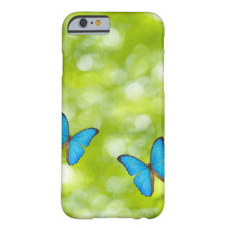 Butterflies flying, Composite Barely There iPhone 6 Case