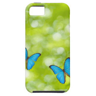 Butterflies flying, Digital Composite iPhone 5 Cover